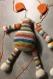 Girafe au crochet fait main , hauteur 60 cm