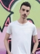 T-shirt bandeau blanc