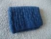 Couverture - dimensions 70 * 51 cm - acrylique - tricotée à la main