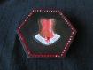 Boîte à bijoux ou secrets hexagonale