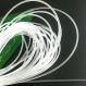 3m fil nylon cristal elastique 1mm transparent creation bijoux loisirs creatif