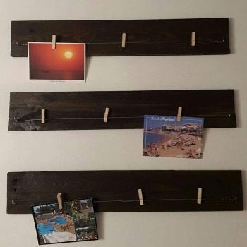 porte manteaux decoration murale maison par valeriewoodpallets. Black Bedroom Furniture Sets. Home Design Ideas