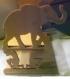 (936) etagère éléphant