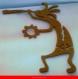 (502) musicien tambourin