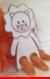 591 marionnette lion