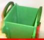 (869) sac à main rose