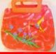 (+870) sac à main colibri/fleurs