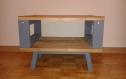 Table basse - couleur : gris