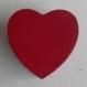 écrin à bijoux en forme de coeur