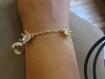Bracelet couronne