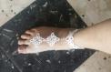 Bracelets de pied