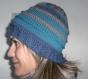 Bonnet laine mérinos des hautes alpes