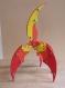 Petite sculpture stabile flamme