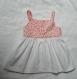 Jolie petite robe et son bloomer 18 / 24 mois   . fait à l'unité