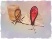 Pochette berlingot marron