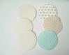 Coussinets d'allaitement imperméables et lavables pour maman - protection imperméable pour montée de lait - mix ou au choix