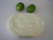 Glaces citron vert