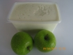 Glaces pommes vertes