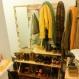 Meuble palettes chaussures/manteaux
