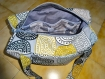 Sac à langer bébé molletonné ou sac de voyage