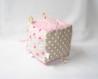 Cube d'éveil - cube doudou pour bébé