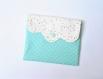 Pochette pour serviettes hygiéniques - pochette / étui  de rangement pour serviettes femme - vermicelles
