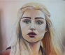 Peinture game of thrones,