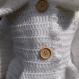 Manteau de cérémonie, manteau à capuche avec oreilles d'ours, taille 1 an, réservé pour alexandra