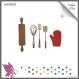 Lot découpes scrapbooking  ustensiles cuisine argenté , rouleau fouet spatule, recette gâteau tablier  découpe papier embellissement