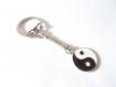 Porte clé breloque yin-yang