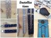 Bretelles elastiques en tissu