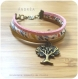 Bracelet liberty double andréa.
