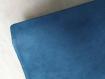 Feuille de papier népalais  50/70 cm bleu