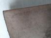 Feuille de papier népalais  50/70 cm marron foncé