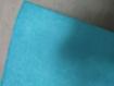 Feuille de papier népalais  50/70 cm turquoise
