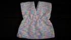 Robe multicolores pour bébé petites filles