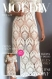 Modèle chic robe au crochet.shemas et diagrammes internationaux avec explication design technique en format pdf