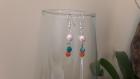 Parure perles colorés enfant a597
