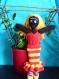 Poupée josephine tricotée main