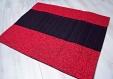 Sur commande sac/tote de rangement à paillettes + trousse d'aiguilles à tricoter