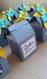 Sur commande boites de dragées personnalisées petits moulins