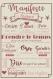 Manifeste de la femme (fm1908b - grille point de croix en pdf)