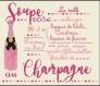 Cocktail : soupe rose (fm1911a- grille point de croix en pdf)