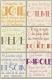 Philosophie de vie#4 (fm2104 ) : 6 grilles point de croix en pdf