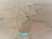 Collier femme pierre argent 925 massif empilement perles semi précieuses jade couleur,barre,fin,simple,sobre,multicolore,empilé,personnalisé