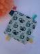 Doudou siléa raton laveur