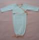 Newborn gown léger - pyjama super pratique