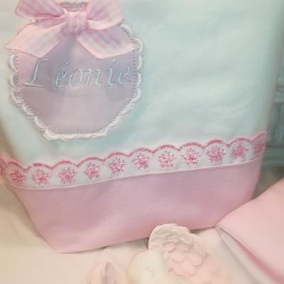 Trousse bébé rose