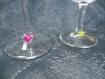 Marques-verres perle
