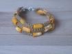 Bra 132 bracelet chanvre et bois 5